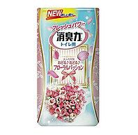 ST Shoushuuriki Жидкий ароматизатор для туалетной комнаты Цветочная страсть 400 мл
