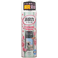 ST Shoushuuriki Освежитель воздуха аэрозоль для туалетной комнаты Цветочная страсть 330 мл