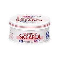 Wakodo Medicinal Siccarol Детская увлажняющая присыпка для чувствительной кожи 140 гр