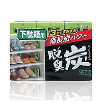 ST Family Dashu-tan Поглотитель неприятных запахов для обувного шкафа Древесный уголь 3 шт * 50 гр