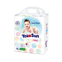"Трусики детские ""YokoSun"" L 18 (9-14 кг)"