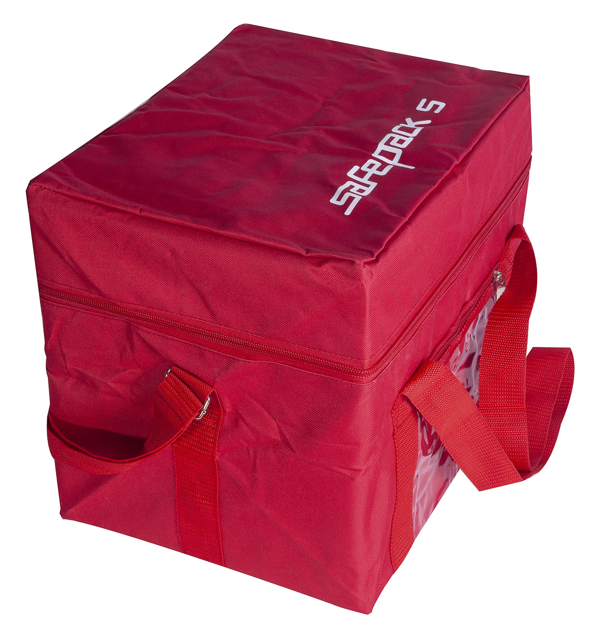 Термоконтейнер СейфПак СП-5 PPU + сумка-чехол + 10 хладоэлементов Тип-1 СП Plus -15-25