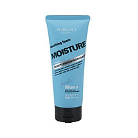 Kumano Pharmaact for men Washing Foam Moisture Мужская увлажняющая очищающая пенка для лица 130 гр