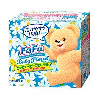 Nissan FaFa Series Концентрированный стиральный порошок для детской одежды с кондиционером 900 гр