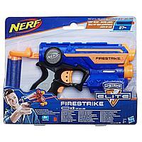 Игрушка Nerf бластер ЭЛИТ Файрстрайк 53378EU6 код: 1475996
