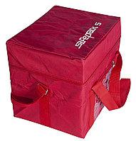 Термоконтейнер СейфПак СП-32 + гофрокороб + сумка-чехол + 6 хладоэлементов Тип-3 СП Plus -15-25
