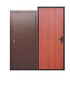 Дверь входная металлическая Стройгост 5 РФ металл/мдф Рустикальный Дуб