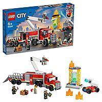 Lego 60282 Город Команда пожарных