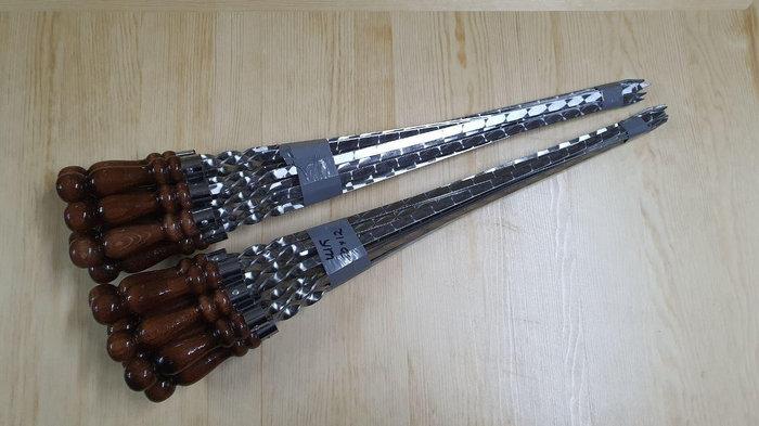 Шампуры Дагестанские с кольцом