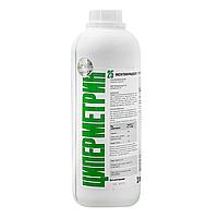 Циперметрин 25, КЭ (канистра 1 л пластик). Средство от клещей, муравьев, блох, клопов и насекомых