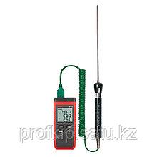 Термометр RGK CT-12 с погружным зондом температуры TR-10W с поверкой