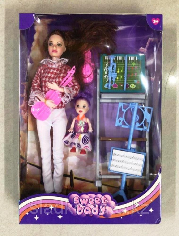 Кукла Sweet Baby со скрипкой - фото 1