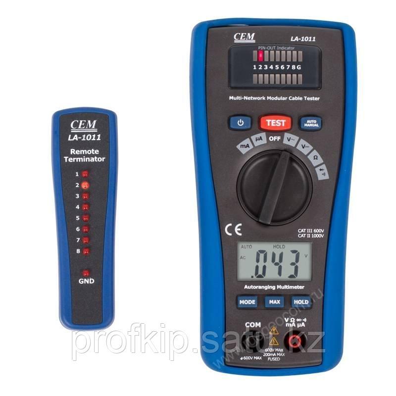 Мультиметр-тестер LAN CEM LA-1011