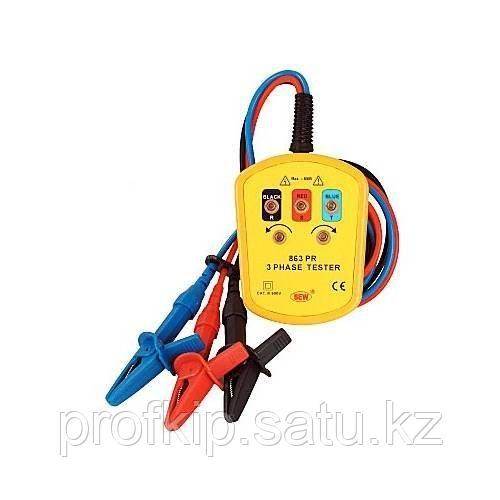 Измеритель параметров электрических сетей SEW 862 PR
