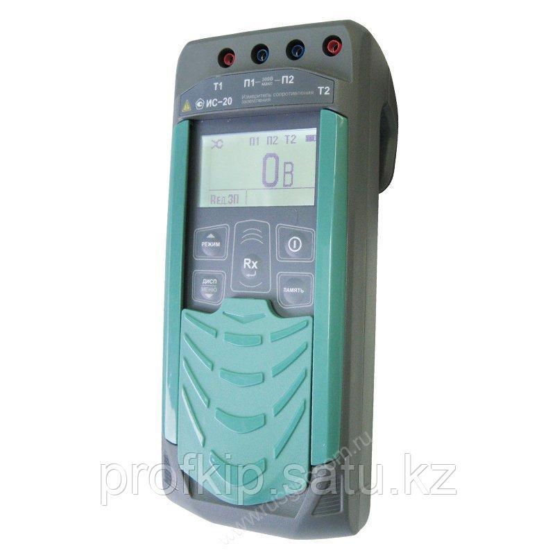 Измеритель сопротивления заземления Радио-Сервис ИС-20 с поверкой