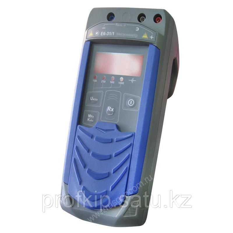 Мегаомметр Радио-Сервис Е6-31/1 с поверкой