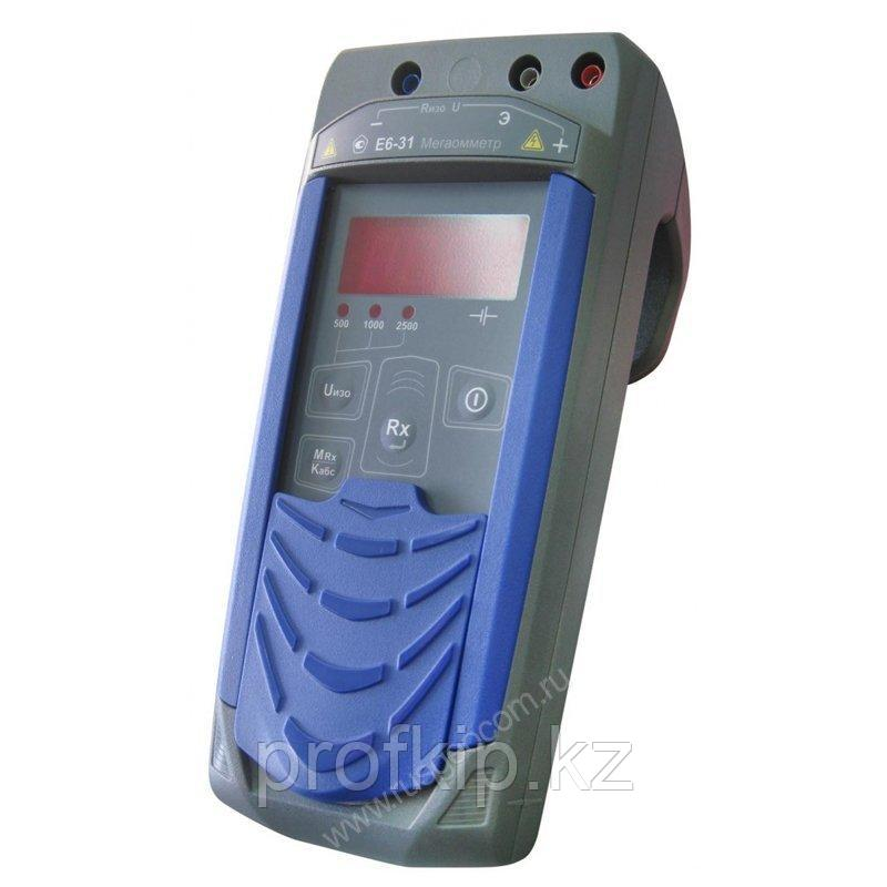 Мегаомметр Радио-Сервис Е6-31 с поверкой