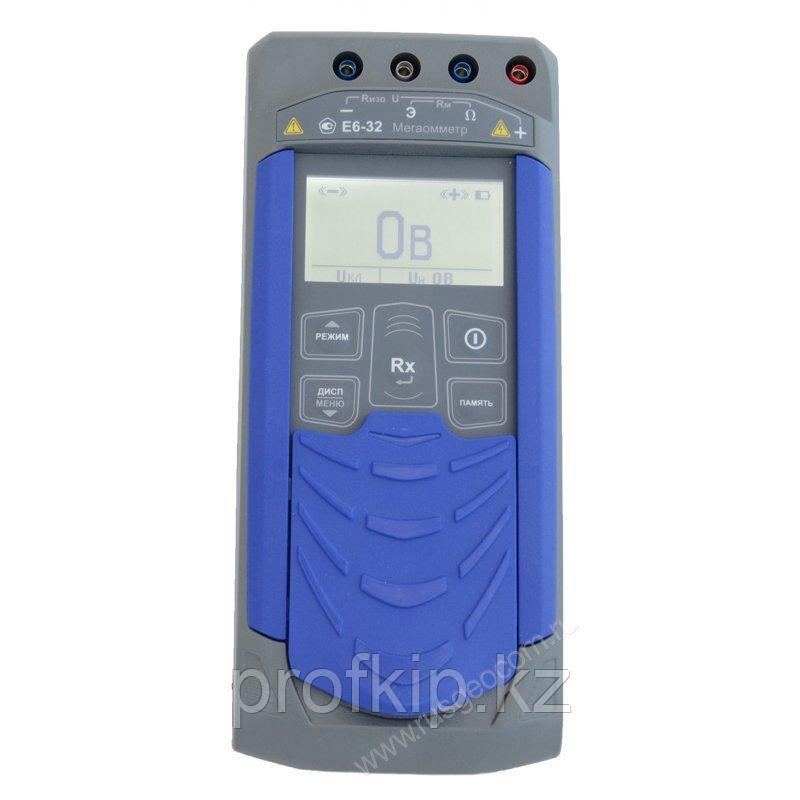 Мегаомметр Радио-Сервис Е6-32 с поверкой