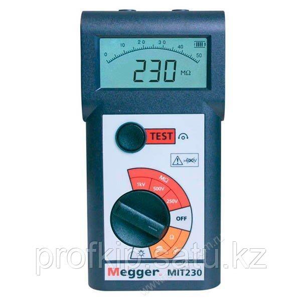 Мегаомметр Megger MIT230-HD с чехлом