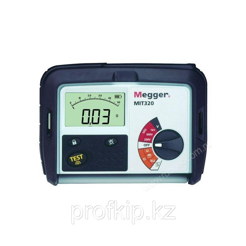 Мегаомметр Megger MIT320