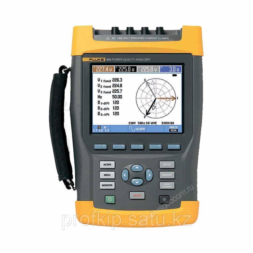 Анализатор энергии Fluke 434 II/BASIC