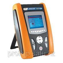 Анализатор качества электроэнергии АКИП АКЭ-824
