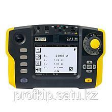 Измеритель параметров безопасности и электроустановок Chauvin Arnoux C.A 6116