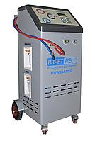 Станция полуавтоматическая для заправки автокондиционеров KraftWell