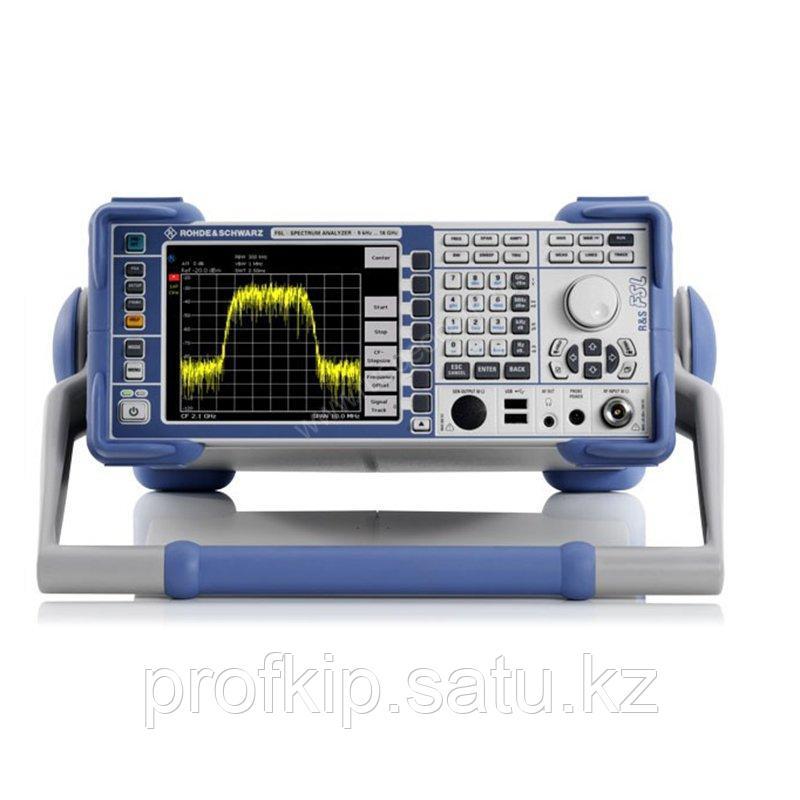 Анализатор спектра Rohde Schwarz FSL6 со следящим генератором