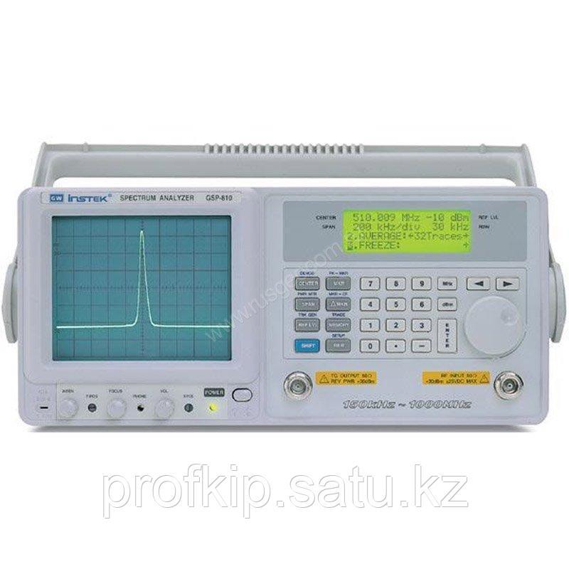 Анализатор спектра GW Instek GSP-810