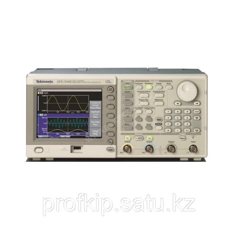 Генератор сигналов специальной формы Tektronix AFG 3102C