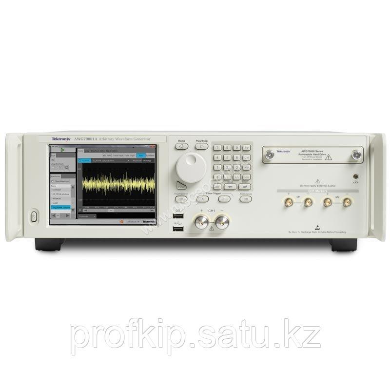 Генератор сигналов специальной формы Tektronix AWG70001A
