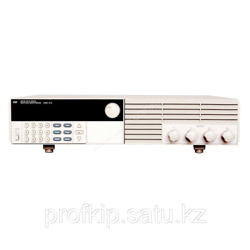 Программируемая электронная нагрузка постоянного тока АКИП-1372