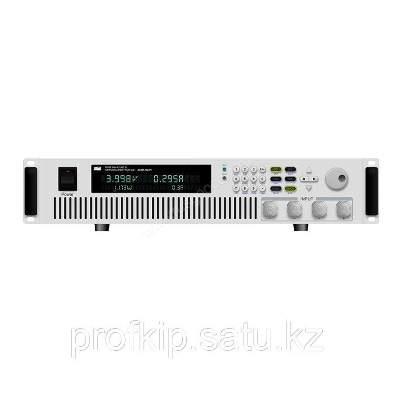 Программируемая электронная нагрузка постоянного тока АКИП-1381/1