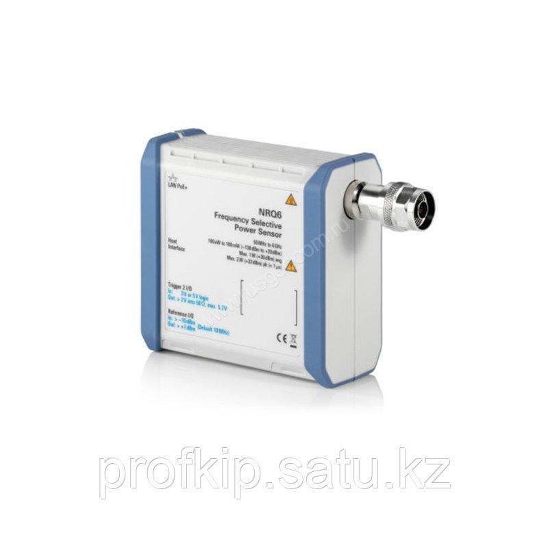 Частотно-избирательный датчик мощности Rohde Schwarz NRQ6
