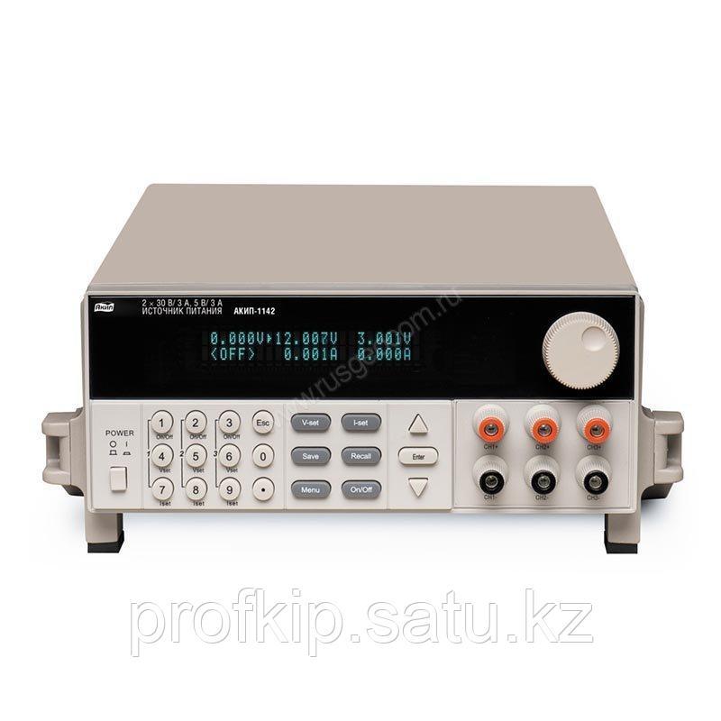 Источник питания АКИП-1142/3G