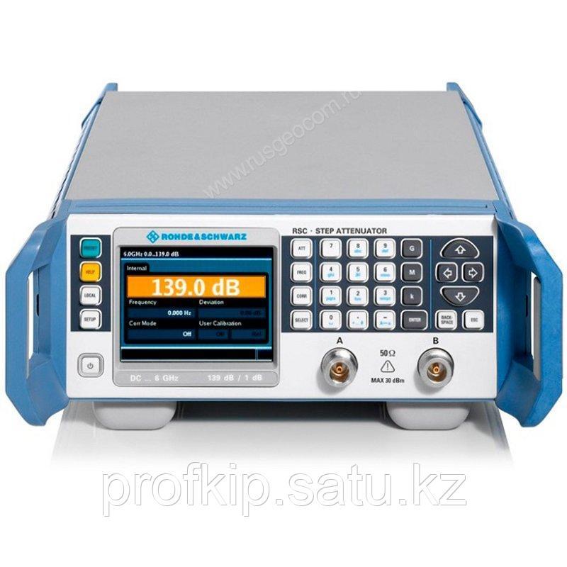 Электронный аттенюатор Rohde&Schwarz FPS-B25 для анализаторов спектра и сигналов