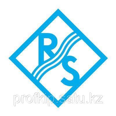 Режим быстрого преобразования Фурье Rohde&Schwarz EVS-K4 для анализаторов спектра и сигналов