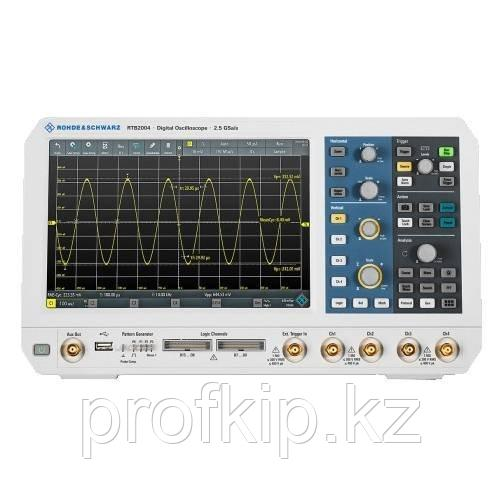 Цифровой осциллограф Rohde Schwarz RTB2004