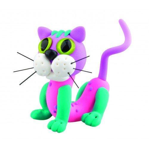 Paulinda масса для лепки котята 3в1