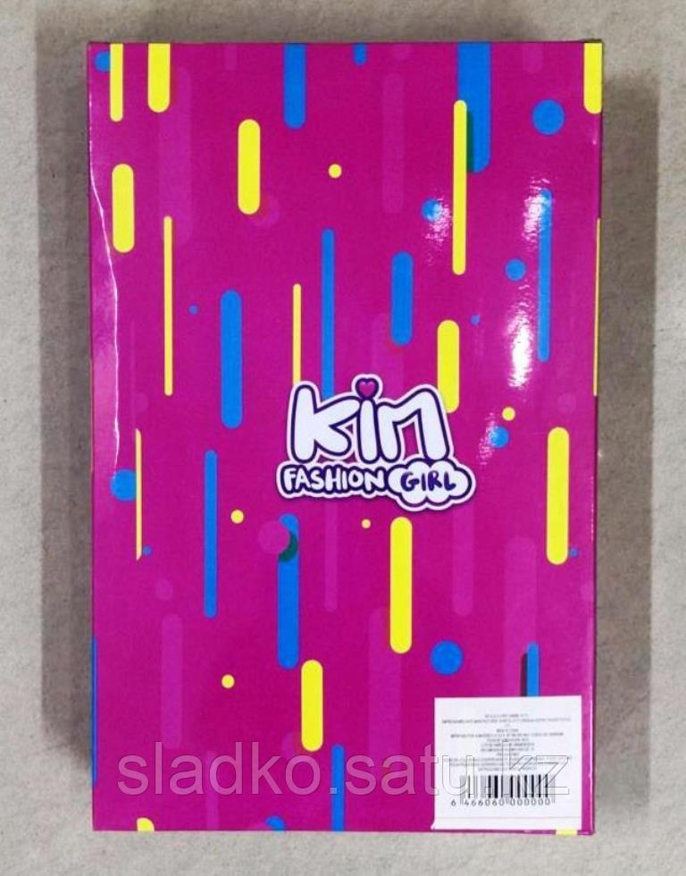 Кукла Kim fashion Girl аквапарк с черепашками - фото 2