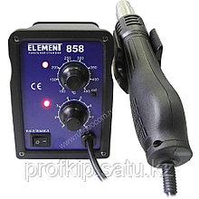 Паяльный фен ELEMENT 858