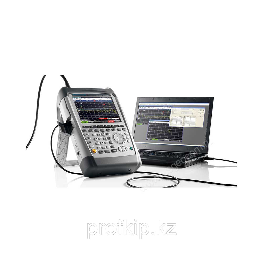 Опция дистанционное управления с помощью USB или LAN Rohde & Schwarz ZVH-K40