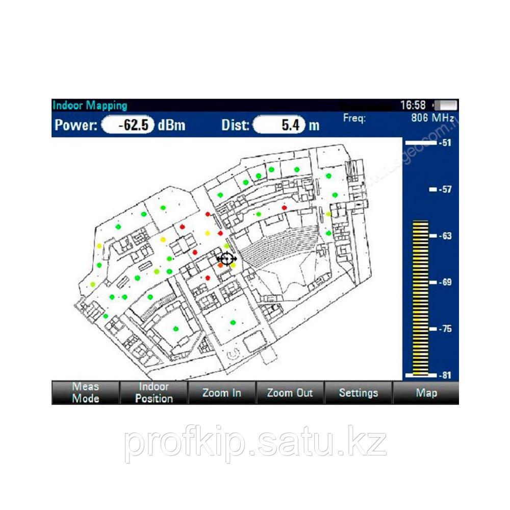 Опция измерения внутри здания Rohde & Schwarz FSH-K17