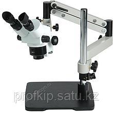 Комплект МС-2-ZOOM вар. 2СR + осветитель DG LED + камера Toupcam 5.1 для специалиста зуботехнической ...