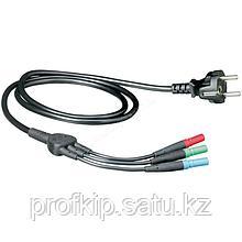 Сетевой тестовый шнур Fluke 166X-MTC-SCH