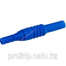 Соединитель контактный кабельный Радио-Сервис 128085 синий