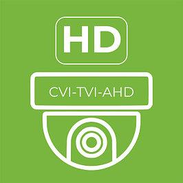 Видеокамеры HD (CVI,TVI,AHD)