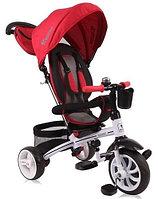 Велосипед Lorelli ROCKET,цвет бежевый,красно\черный,серый.