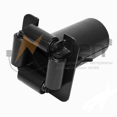 ВП 4/168 Вводной патрубок с 4 роликами 168-185 мм